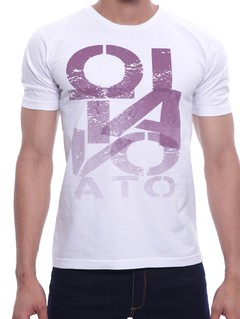 Camiseta Oitavo Ato Night Branco