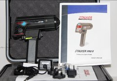 Radar Stalker Pro II Radar Speed ​​Gun