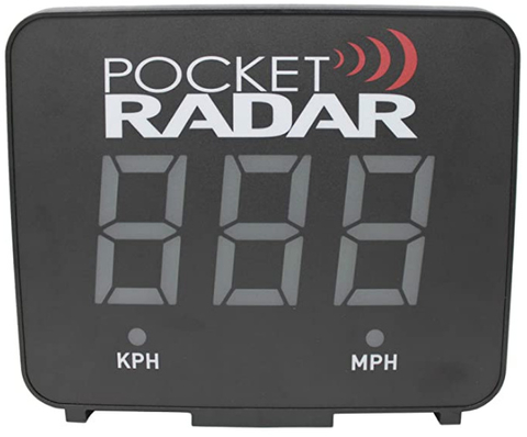 Pocket Radar - Acessório Smart Display para Smart Coach Radar
