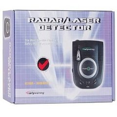 EW3005 - 22 x 360° - Detector de Radares Early Warning - Recondicionado