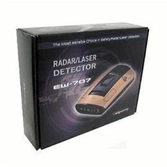 EW707/303 - 22 x 360° - Detector de Radares Early Warning