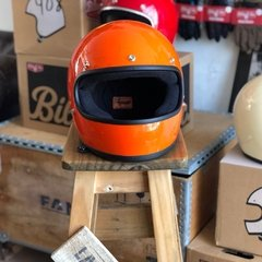 Casco Biltwell Gringo - Orange Hazzard en internet