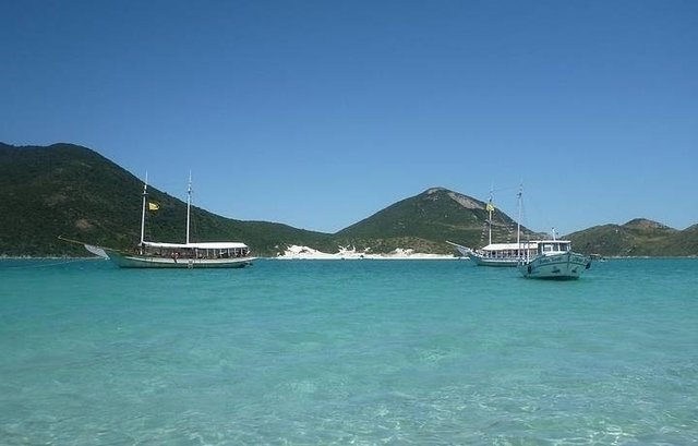 Arraial do Cabo - Alegria  Tour