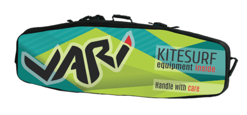 Boardbag triple Vari Kites Parrot