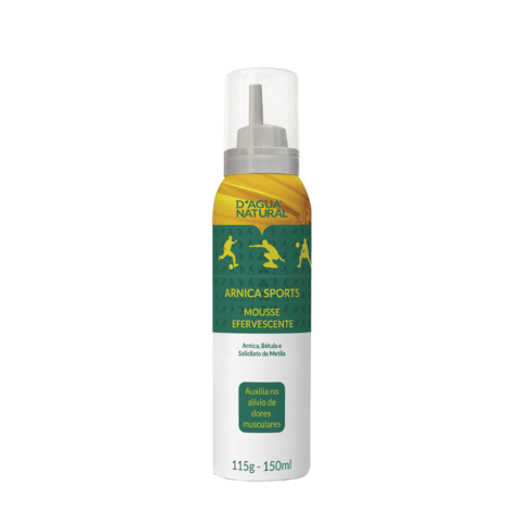 ARNICA SPORTS MOUSSE EFERVESCENTE 115g - 150ml