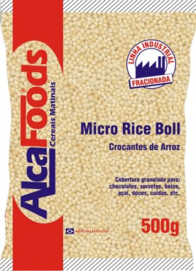 MICRO RACE BOLL CREME 500GR ALCAFOODS