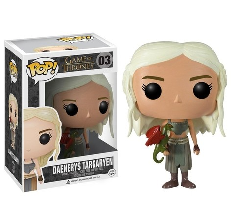 Funko Daenerys Targaryen - Game of Thrones - comprar online