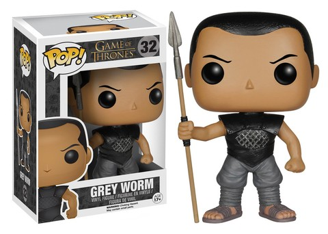 Funko Grey Worm - Game of Thrones