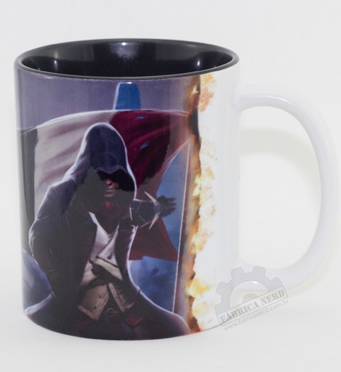 Caneca Assassin's Creed - Arno Dorian