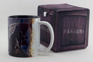 Caneca Assassin's Creed - Arno Dorian - fabricanerd