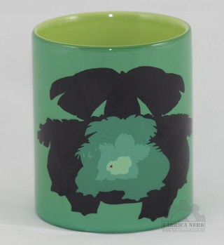 Caneca Bulbasaur Evolution