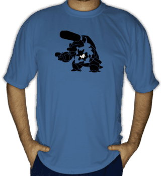 Camiseta Squirtle Evolution