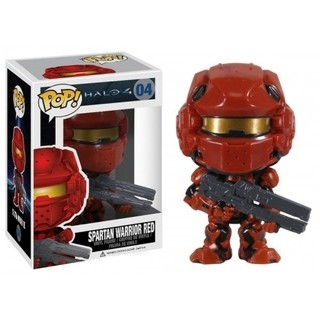 Funko Spartan Warrior Red
