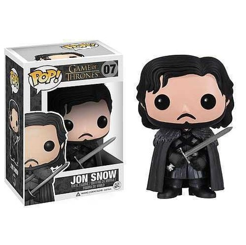 Funko Jon Snow - Game of Thrones