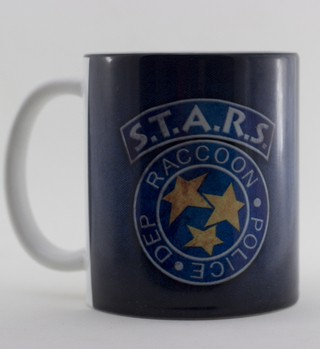 Caneca S.T.A.R.S (Resident Evil)