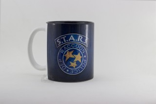 Caneca S.T.A.R.S (Resident Evil) - fabricanerd