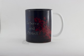 Caneca S.T.A.R.S (Resident Evil) - loja online