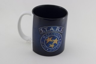 Caneca S.T.A.R.S (Resident Evil) na internet