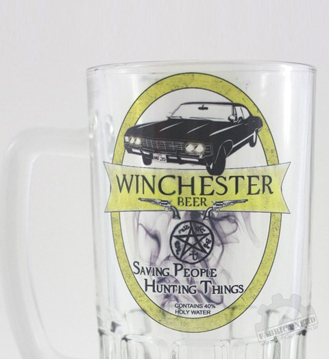 Caneca Chopp Winchester Beer
