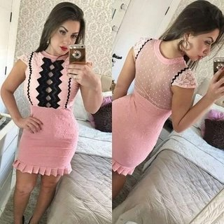 Vestido Lucci - Comprar em Vestidos Multisul 77910b3501d