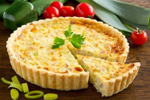 Quiche Inteira