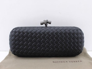 Bolsa Bottega Veneta Clutch Black