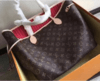 Bolsa Louis Vuitton Neverfull Canvas Monogram - PREMIUM - comprar online