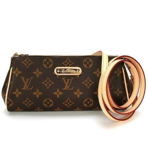 Bolsa Louis Vuitton Eva Clutch Sophie Monogram