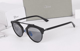 Óculos de Grife Dior So Real Black Importado