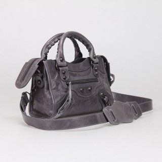 Imagem do Bolsa Balenciaga Classic Mini City Grey
