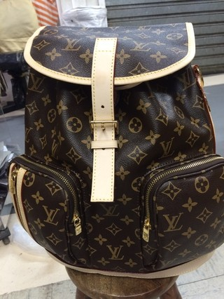 Mochila Louis Vuitton Bosphore BackPack Monogram - loja online