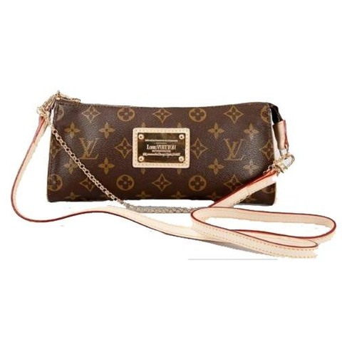 Bolsa Louis Vuitton Eva Clutch Canvas Monogram - comprar online