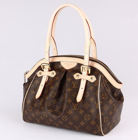 Bolsa de Grife Louis Vuitton Tivoli Canvas Monogram