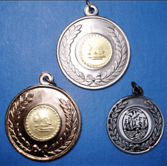 Medallas en internet