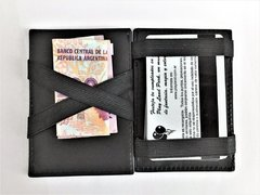 Magic wallet cuero - Cueros del Sur