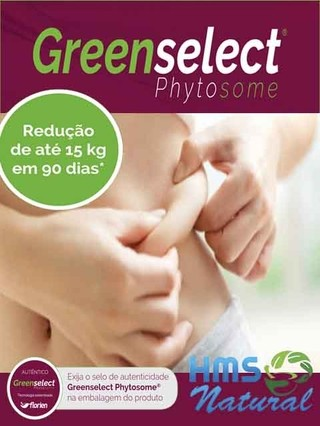 Greenselect Phytosome® 120mg Cápsulas