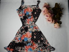 Camisola Floral