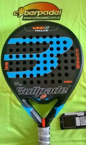 Bullpadel Vertex Wing 2 + Envio Gratis + Funda + Regalos !!!