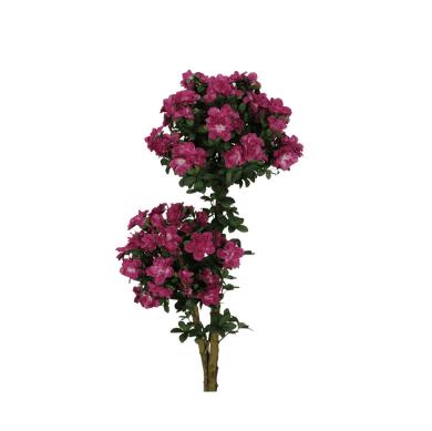 Azaleia Artificial - rosa ( árvore 1,20 metros )