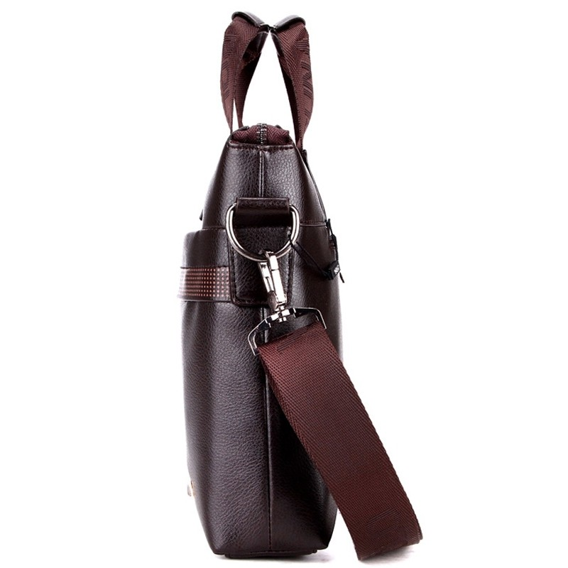 Bolsa De Couro Masculina Lateral : Oferta pasta em couro lateral masculina