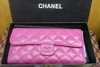 Carteira de Grife Chanel Pink