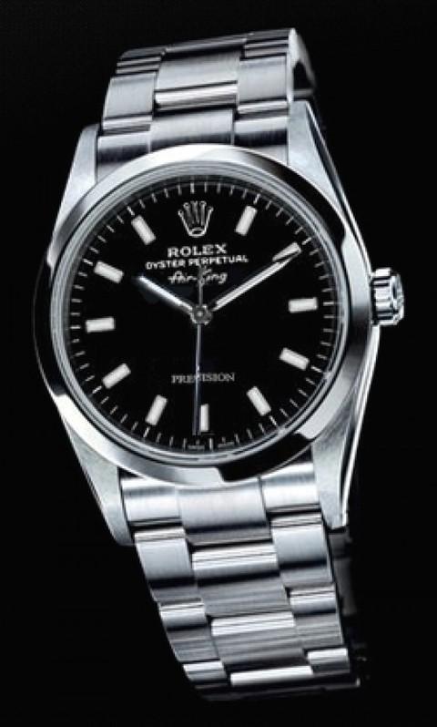 420982c6c6f Relógio ROLEX DateJust Mostrador Salmão