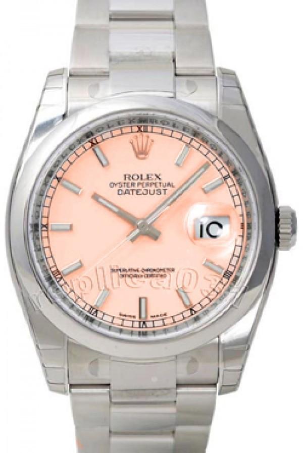 b16ce99fe07 ... Relógio ROLEX DateJust Mostrador Salmão. Esgotado. 0%. OFF