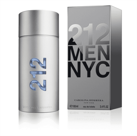 212 Men Edt Masculino - Decant