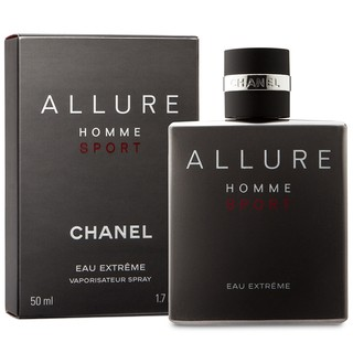Allure Homme Sport Eau Extreme Chanel Masculina - Decant - comprar online