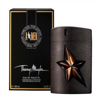 A*Men Pure Leather De Thierry Mugler  Masculino - Decant - comprar online
