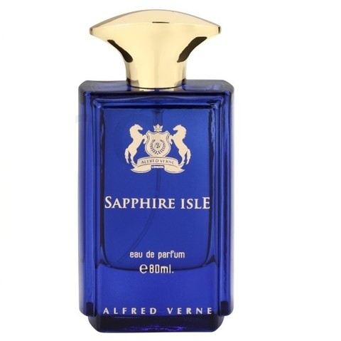 Sapphire Isle de Alfred Verne EDP - Decant