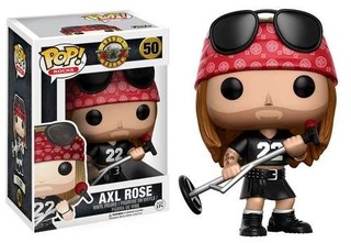 Funko Pop! Guns N Roses Axl Rose