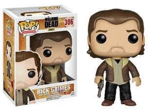 Funko Pop! The Walking Dead Rick Grimes