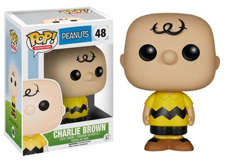 Funko Pop! Charlie Brown Peanuts